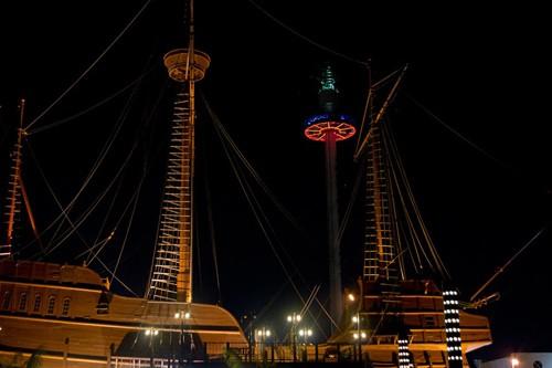 Things to Do in Melaka - The Melaka Tower and The Maritime Museum