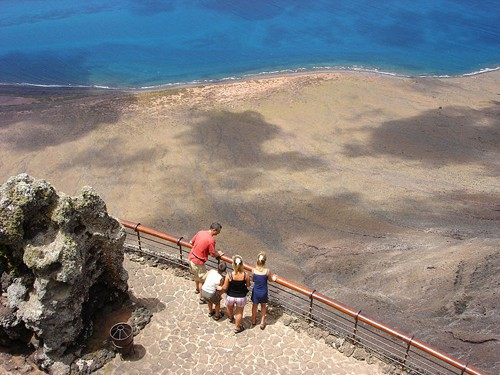 Mirador Del Rio, Lanzarote - photo by Christian Freiherr von der Ropp