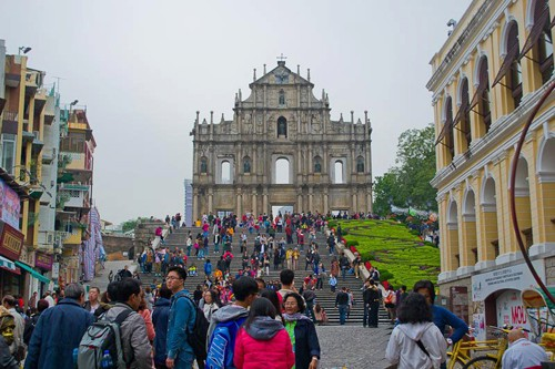 Ruins of Sao Paulo Cathedral