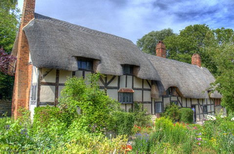 UK travel bucket list - Stratford Upon Avon