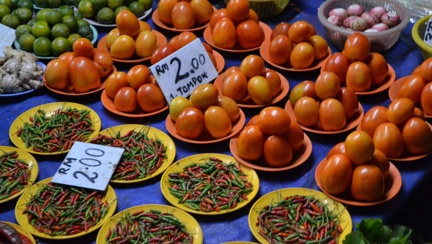 7 Tips for Night Markets in Southeast Asia