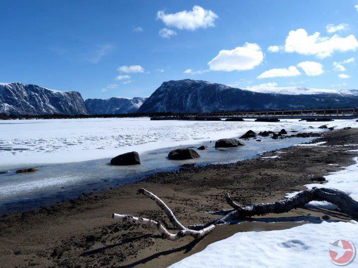 Gros Morne Newfoundland Canada