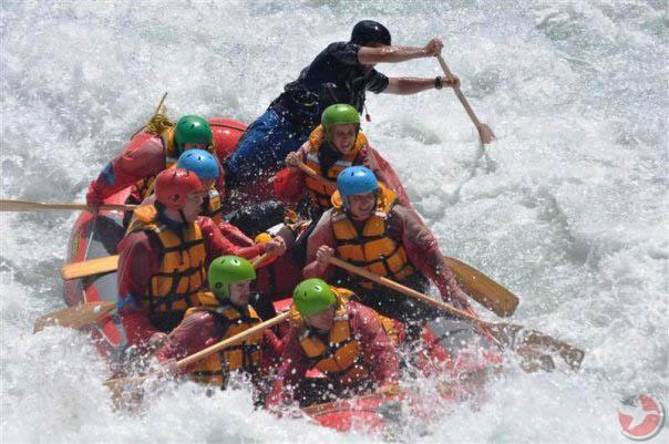 Rangitata Whitewater Rafting