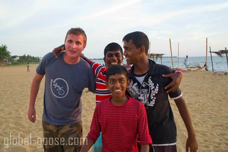 Sri Lanka boys cricket