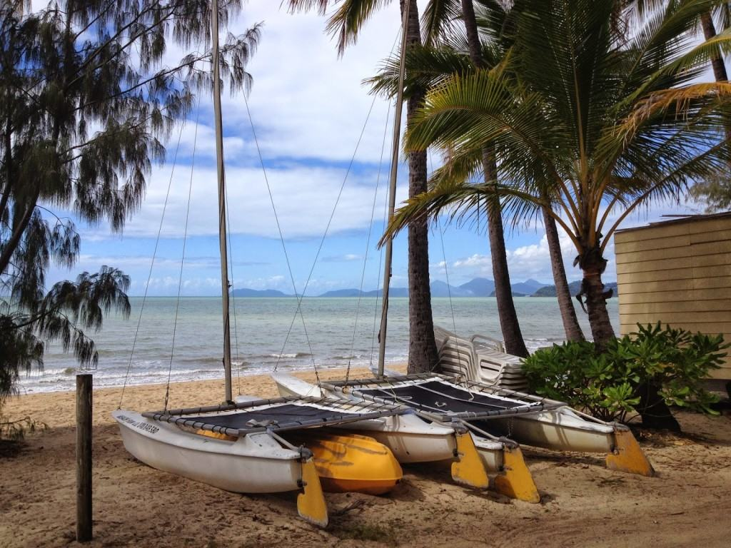 The Beaches of Palm Cove