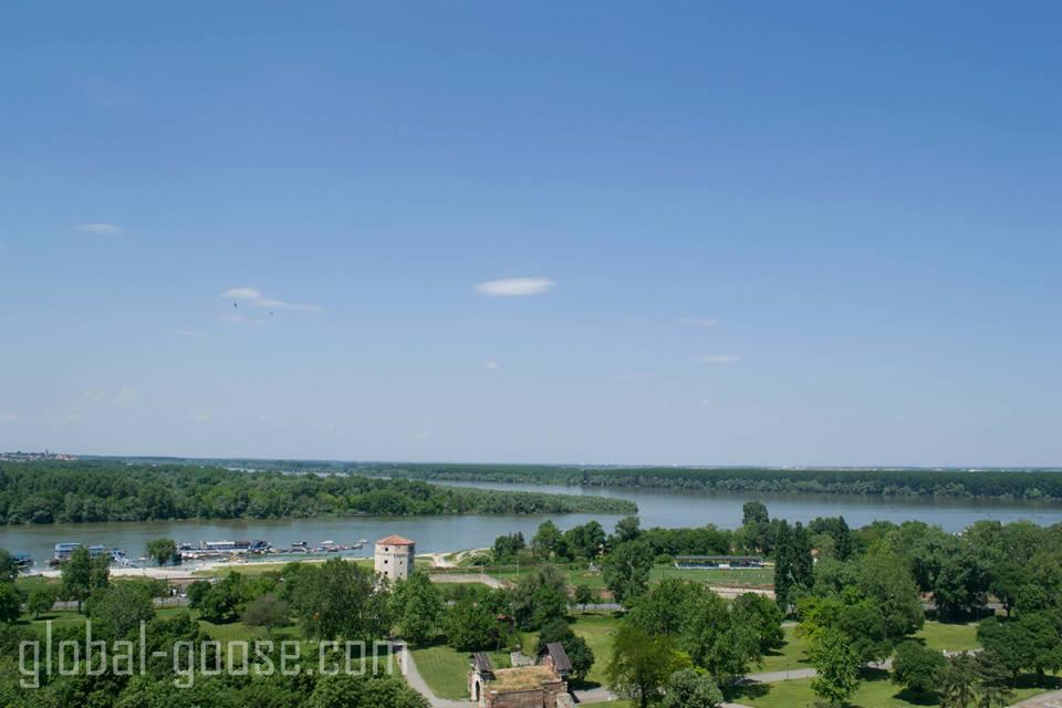 View of Belgrade