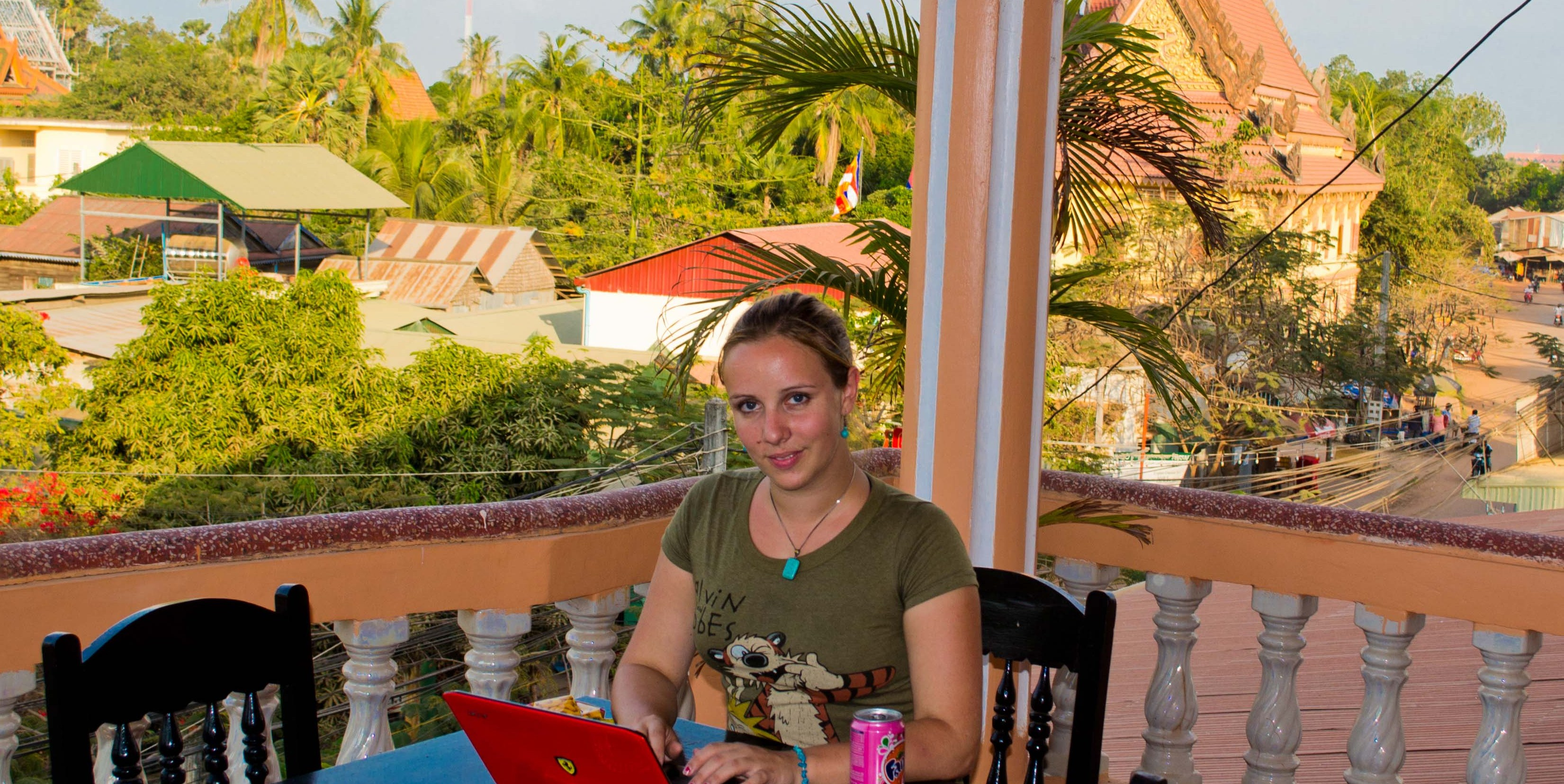 One of the Most Annoying Things You Can Say to a Digital Nomad