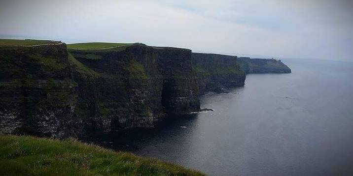 The Cliffs of Mohr - Photo by Taryn Flint