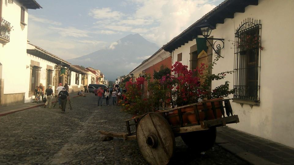 We took some time off a few days ago and explored the historic city of Antigua, Guatemala.