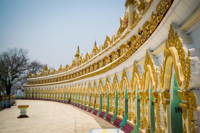Oh Min Thonze Pagoda