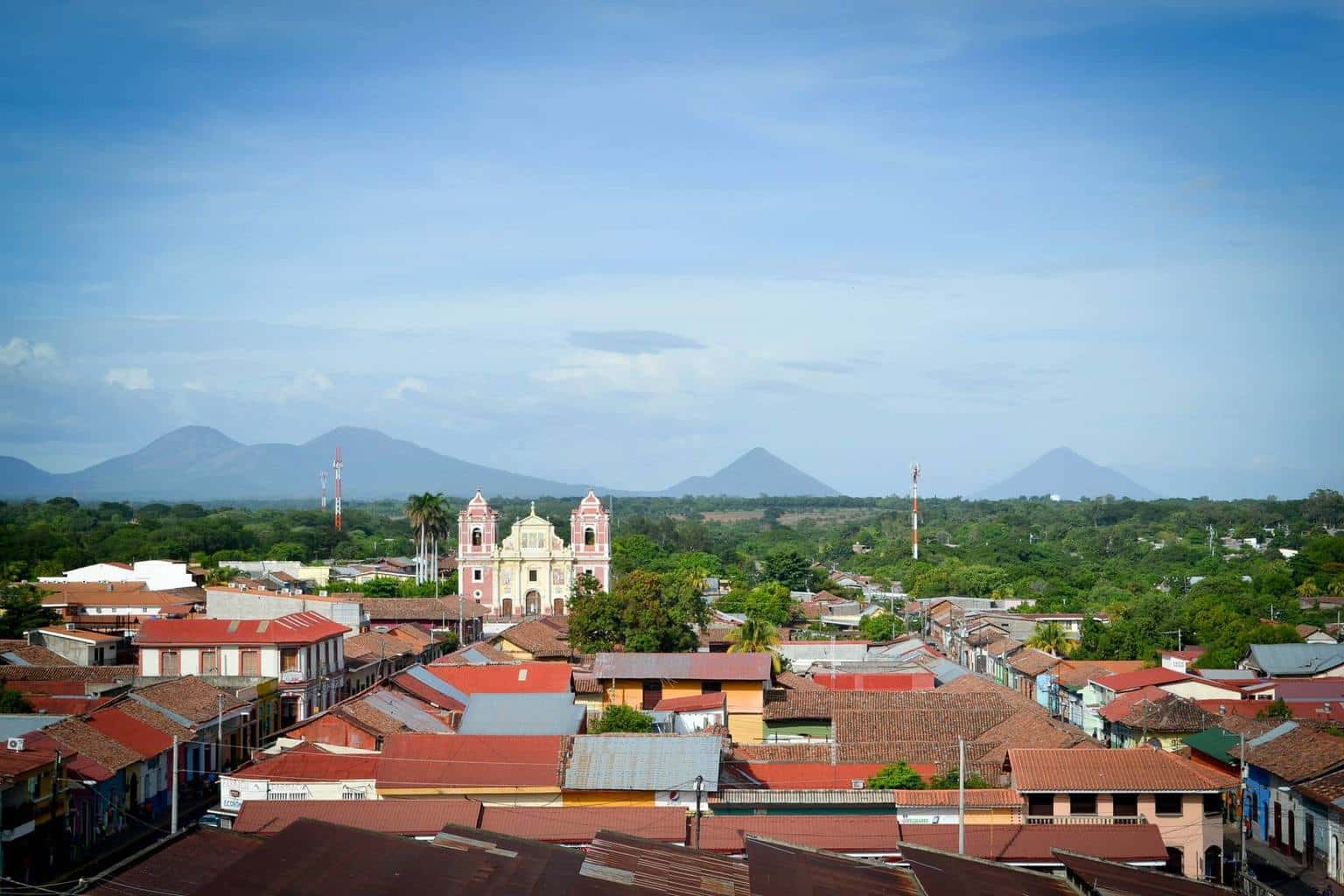 travel visas in Central America