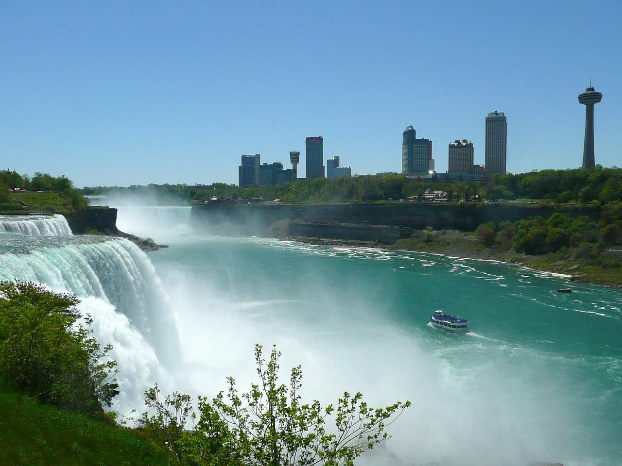 24 hours in Niagara Falls