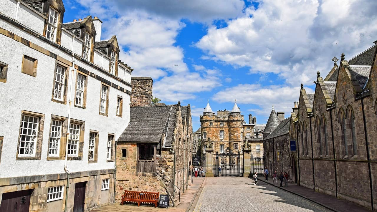 quick guide to edinburgh