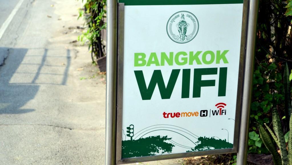 bangkok wifi