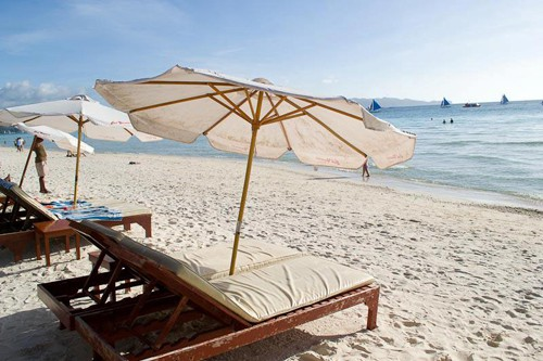Boracay is the spot for ultimate relaxation