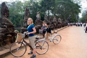 cycling angkor wat