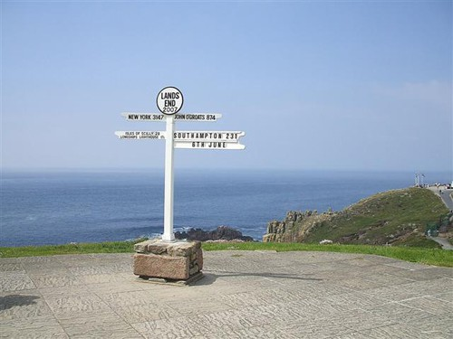 UK travel bucket list - End to End Walk