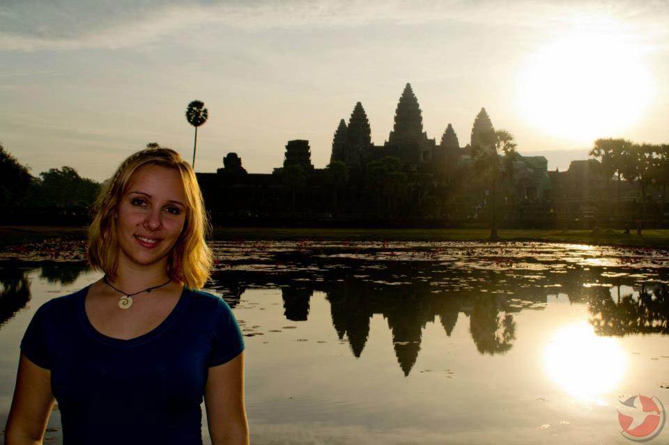 Kelly Dunning Cambodia