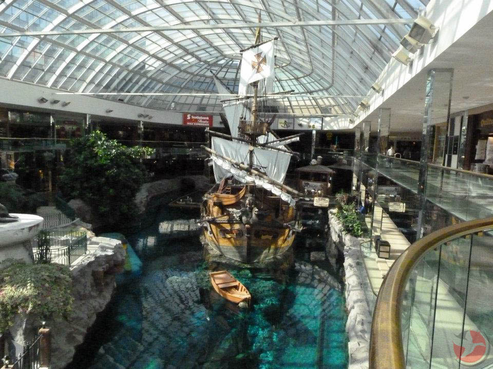 West Edmonton Mall Alberta Canada