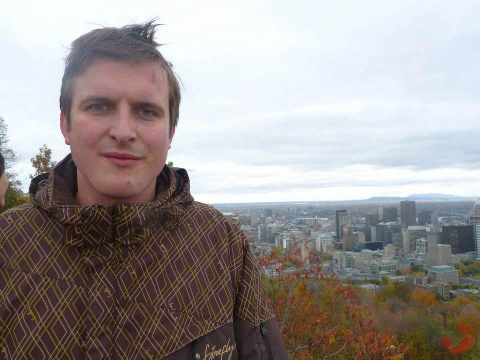 Autumn Leaves Montreal Quebec