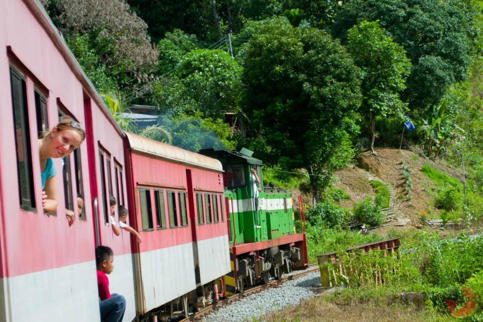 Malaysia - Train