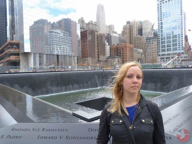 911 Memorial New York City USA