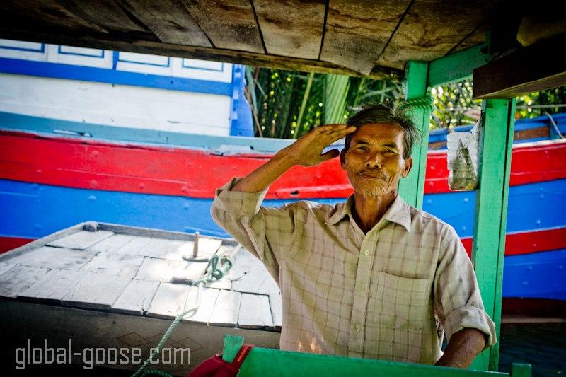 vietnamese sailor