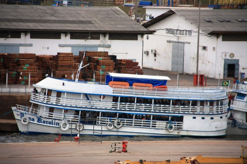 Our Boat, the Anna Karoline (photo by )