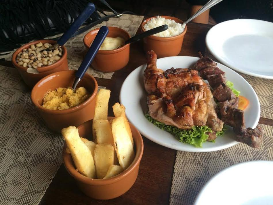 A Brazilian Food Feast