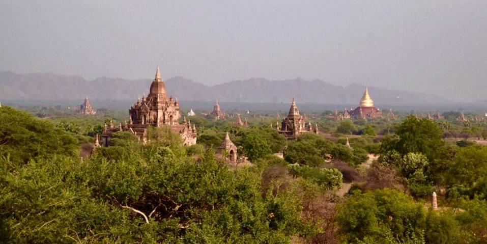 Exploring the Temples of Bagan, Myanmar by Bicycle - Global