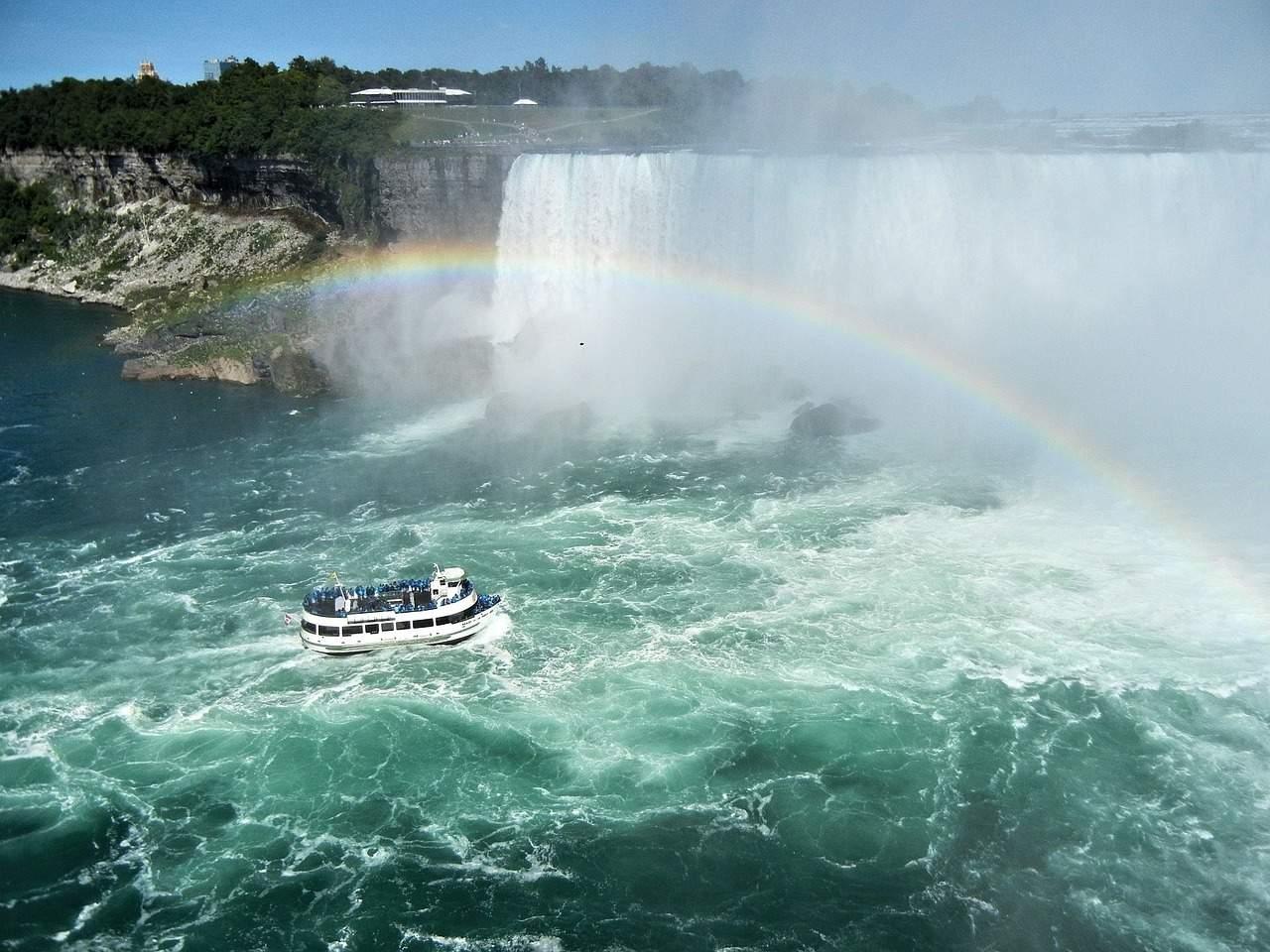 24 hours in Niagara Falls