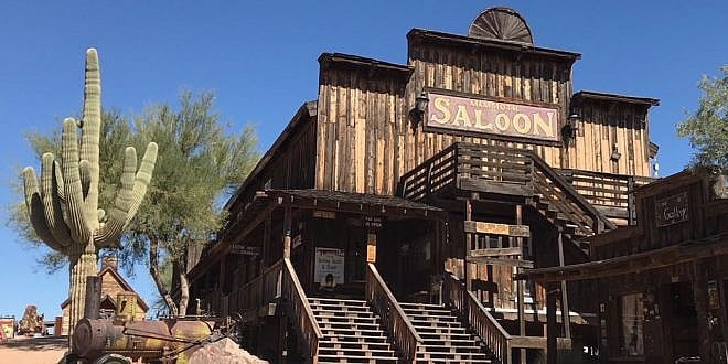 Goldfield Ghost Town: The Arizona Wild West You Think You Know