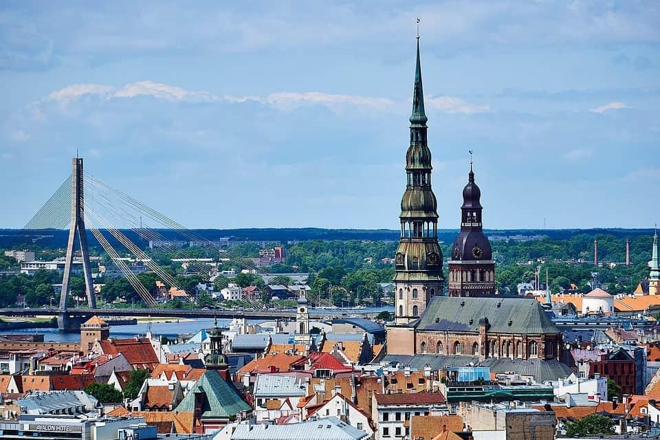 stopover in Riga