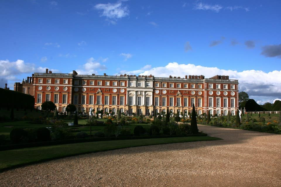 Hampton Court Palace, London - things to do in London 2018