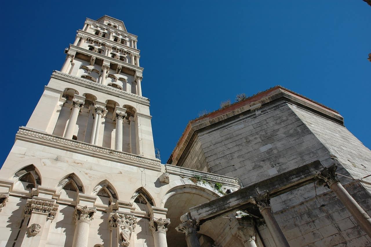 Diocletian's Palace, Split, Croatia - Visit Croatia in the Autumn