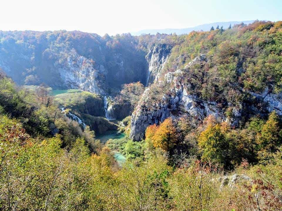 Plitvice Lakes National Park, Croatia - visit croatia in the autumn