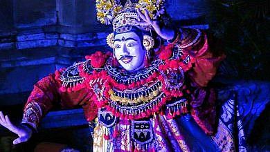 Traditional Balinese Dance Performance, Ubud, Bali