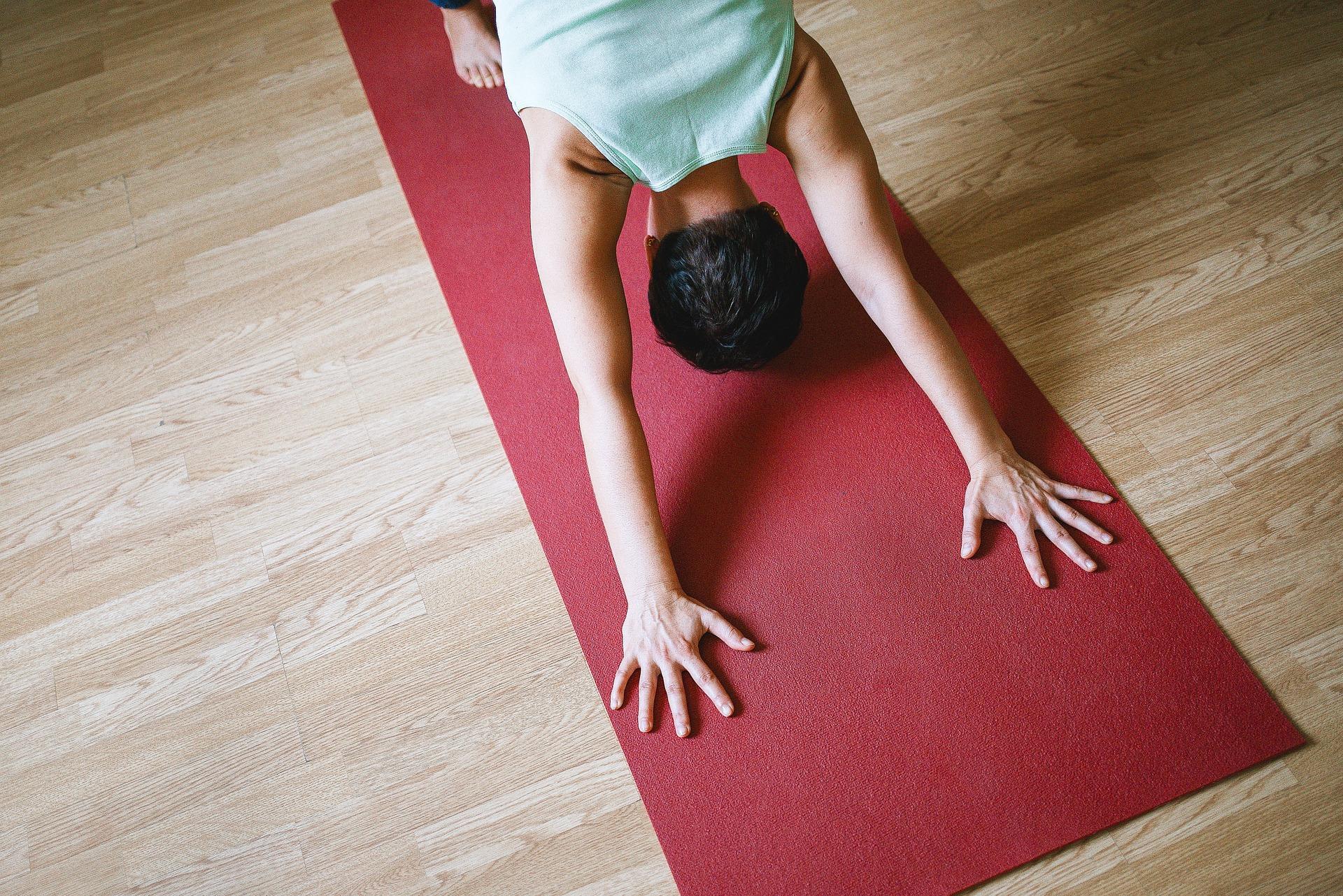 yoga in ubud bali
