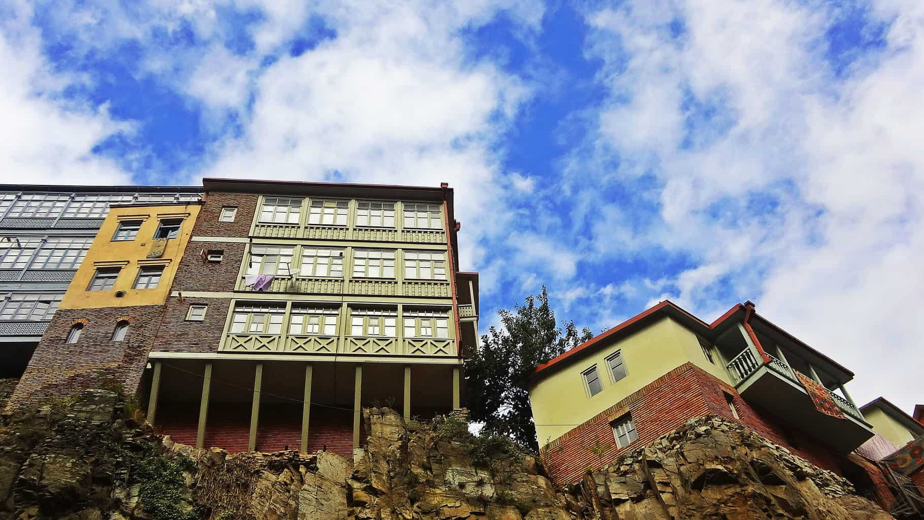 Which neighborhood in Tbilisi should you stay in?