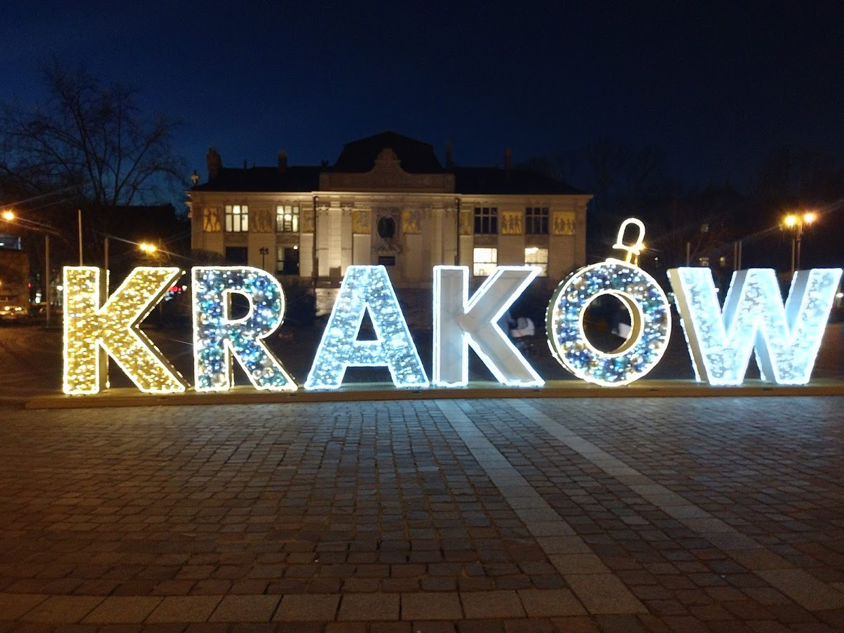 Krakow in the Winter