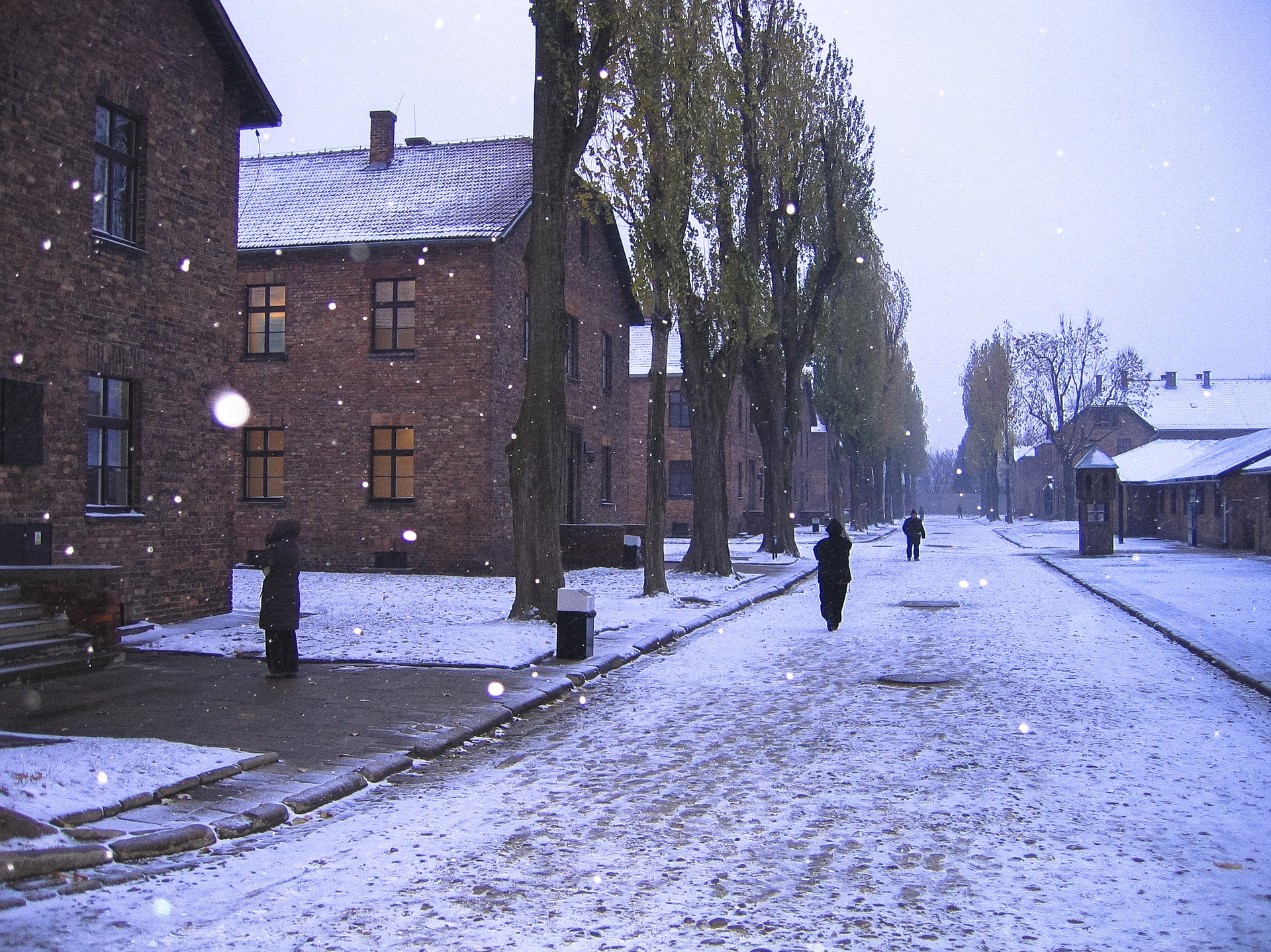 Auschwitz Poland Concentration Camp